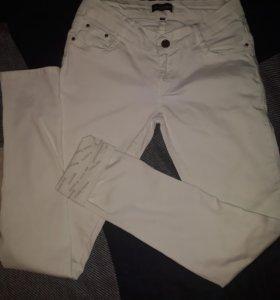 Белые джинсы DG