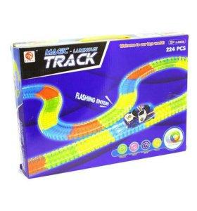 Светящийся конструктор  трэк Magic track