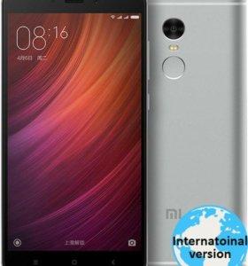 Xiaomi redmi note 4x grey