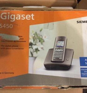 Базы для радиотелефонов Siemens S450, SL555