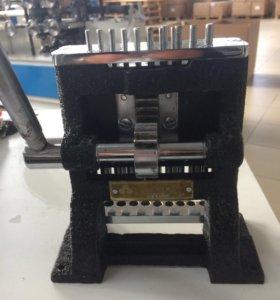 Аппарат для изготовления зубных коронок САМСОН