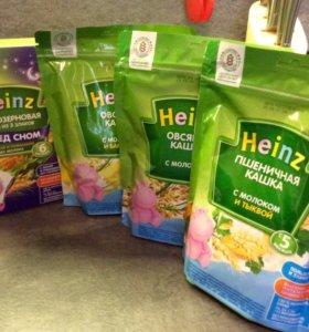 Продам каши молочные Heinz закрытые