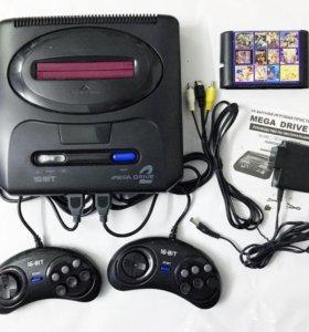 Игровая приставка Sega 16bit