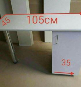 Маникюрный стол складной новый