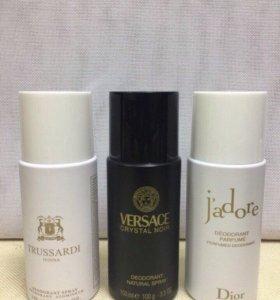 Дезодорант для тела парфюмированый