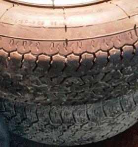 Колёса на ваз 2107