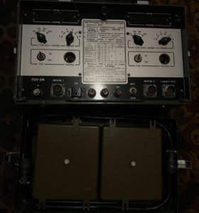 Зарядное устройство ПЗУ-3М