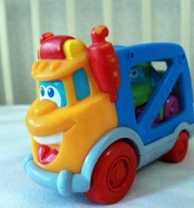 Машинка Hasbro Playskool для самых маленьких