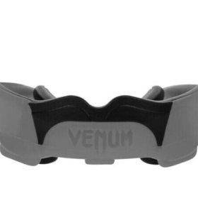 Капа боксерская VENUM PREDATOR GRY/BLACK