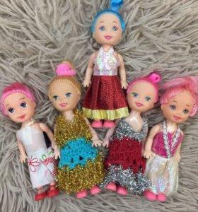 Новые куколки малышки