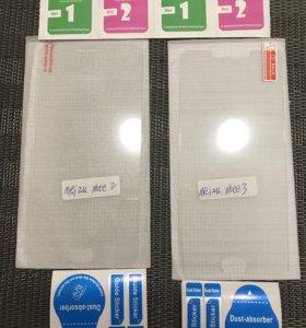 Защитное стекло meizu m2note/m3 note