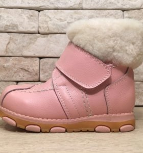 Зимние ботинки детские