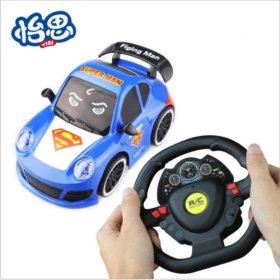 Машина Супермена на радиоуправлении