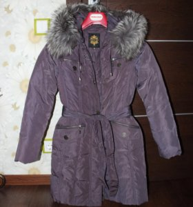 Пальто зимнее 44 размер