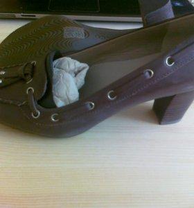 Туфли женские ecco (новые)