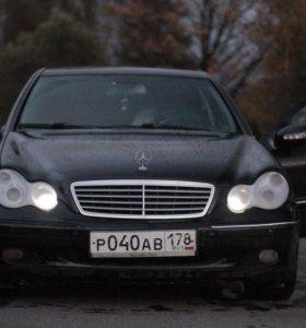 Mercedes-Benz C-класс 240