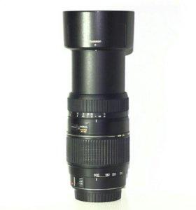 Tamron AF 70-300/4-5.6 LD Di Macro Canon