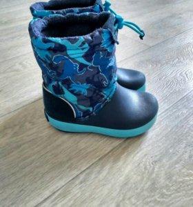 Сапожки Crocs, стелька 15,7 см (размер С9)