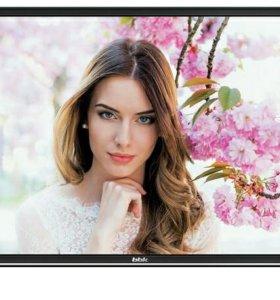 """Smart Tv 32"""" BBK 32LEX-5031/T2C wifi Новый"""