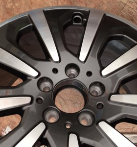 Оригинальные литые диски Мерседес R16