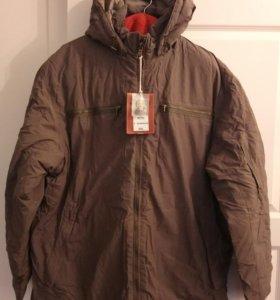 Зимняя мужская куртка 6XL