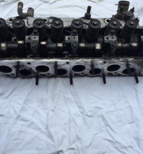 Головка блока целиндров двигатель 4D56