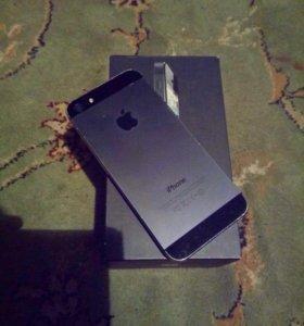 iPhone 5 64Gb original (бартер)