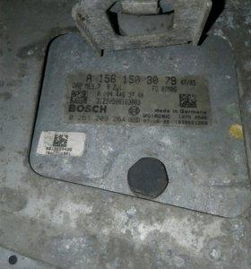 Блок управления двигателем мерседес мл 164 6.3 Амг