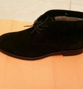 Новые зимние ботинки на меху