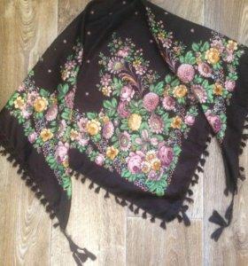 Платок - шарф новый