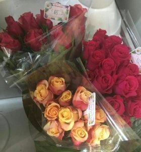 Роза 40см