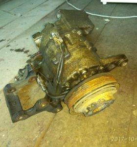 Двигатель кондицыонера на 1 JZ