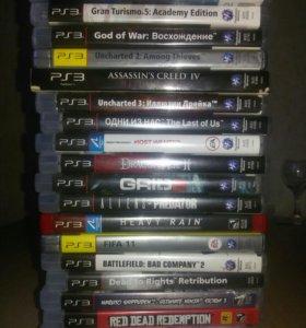 За берите игры PS3