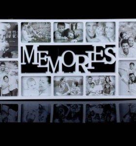 Фоторамка Воспоминания