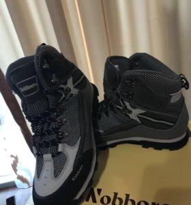 Новые зимние итальянские ботинки
