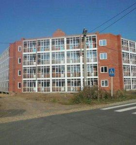 Квартира, 1 комната, 20.8 м²