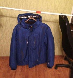 Куртка Columbia omni-heart слегка бу, р-р 56-58