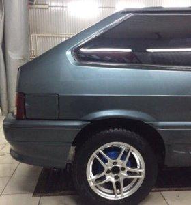 Литые диски колеса