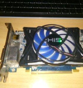 Видеокарта Amd HD5750 GDDR5 1gb