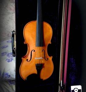 Скрипка. Чехия.