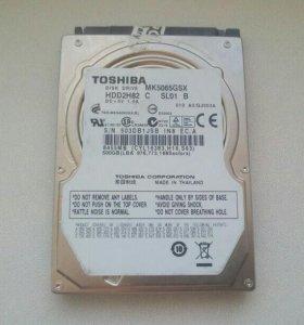 Toshiba 500Gb