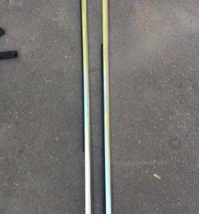Молдинг уплотнитель стекла Задний Mercedes C207