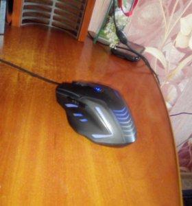 Мышь OKLICK