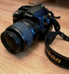 Фотоаппарат D3100 ( зеркалка)