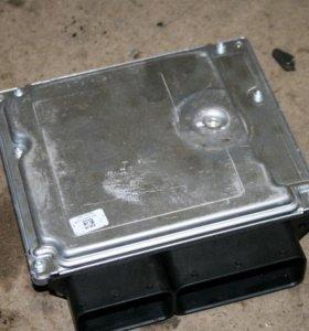 Эбу блок модуль двигателя DDE BMW E87 E90 2.0D