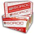 Теплоизоляция минераловатная ISOROC