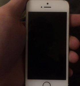 IPhone 5s gold (на запчасти)