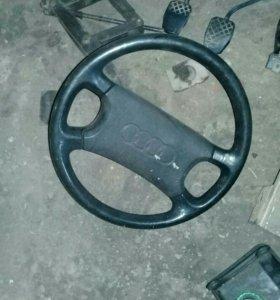 Руль ауди 80