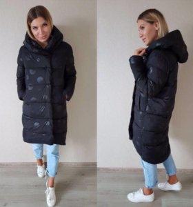 Куртка -зима новая коллекция