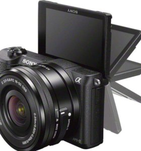 Sony alpha ilce-5100 kit